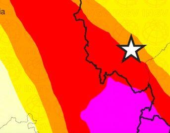 Terremoto oggi nelle Marche: scossa magnitudo 2.9 a Fiastra, Macerata