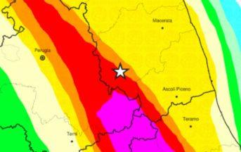 Terremoto oggi Marche: scossa magnitudo 2.8 a Fiordimonte, Macerata