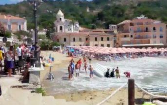 Uomo annegato a Castellabate per salvare la figlia 16enne