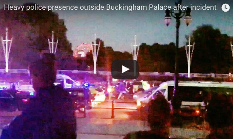 Attacco a Buckingam Palace, due poliziotti feriti: è attentato?