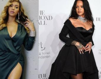 Diamond Ball 2017: Beyoncé e Jay -Z alla corte di Rihanna (FOTO)