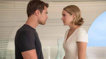 Divergent Movie favebook