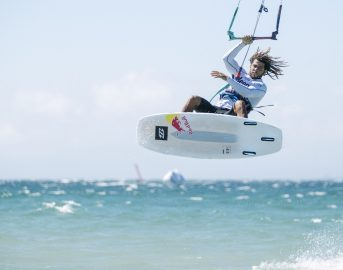 """Airton Cozzolino Kitesurf intervista esclusiva: """"Quando sono in mare mi sento libero"""""""
