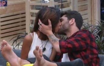 Jeremias Rodriguez Grande Fratello Vip 2: lacrime per il nonno e il bacio con l'ex di Simone Rugiati