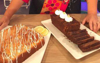 La Prova del Cuoco ricette dolci oggi: la torta al gelato morbido di Natalia Cattelani
