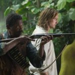 Legend of Tarzan facebook