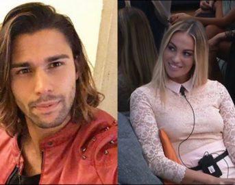 Grande Fratello Vip 2017, Soleil Sorgé attenta: Luca Onestini e Veronica Angeloni molto vicini