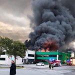Meduno Roncadin incendio news