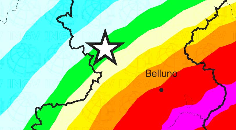 terremoto taibon agordino