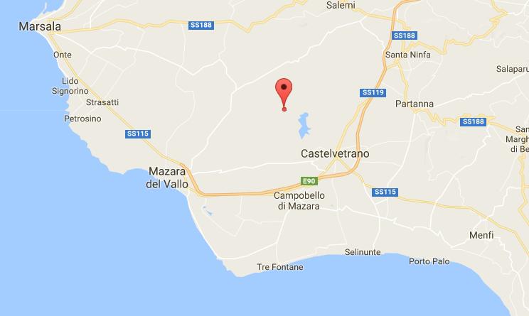Terremoto oggi a Trapani: scossa magnitudo 2.6 a Castelvetrano