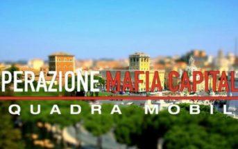 Replica Squadra Mobile 2 – Operazione Mafia Capitale prima puntata 13 settembre: come vedere il video integrale