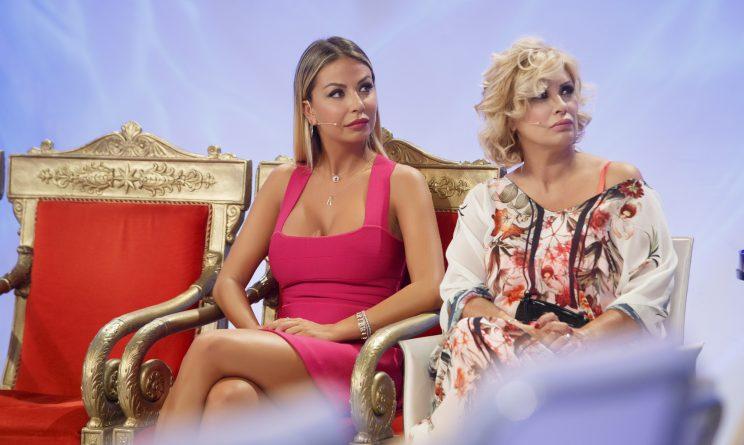 Cosa succede tra Tina e Gemma? La lite a Uomini e Donne