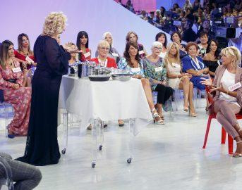 Replica Uomini e Donne trono over 22 settembre 2017 dove vedere su Witty e in televisione