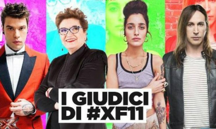 X Factor 2017, al via l'undicesima edizione del talent