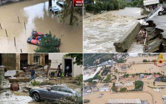 Alluvione a Livorno: il racconto della città violentata dal fango [FOTO e VIDEO]