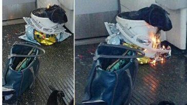 londra esplosione in metro 15 settembre