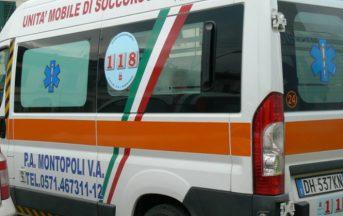 Montopoli Valdarno, ragazzo morto investito dal treno mentre attraversa i binari con le cuffie