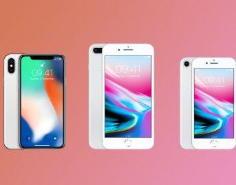 iPhone 8, iPhone 8 plus, iPhone X caratteristiche, scheda tecnica, prezzo, uscita e funzionalità