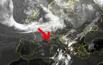 Meteo weekend: forte maltempo in arrivo, ecco dove pioverà di più