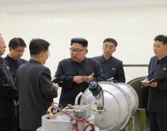 La Corea del Nord ha la bomba all'idrogeno: effettuato sesto test nucleare