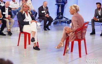 Replica Uomini e Donne trono over 20 settembre 2017 dove vedere su Witty e in televisione