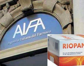 Ritiro Riopan gel: i lotti interessati dal provvedimento