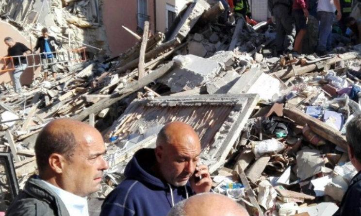 ricostruzione post-terremoto ad amatrice