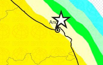 Terremoto oggi Ancona: scossa magnitudo 2.6 in mare di fronte alla città