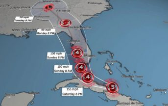 Uragano Irma ultime news: devastazioni a Cuba, ora punta sulla Florida