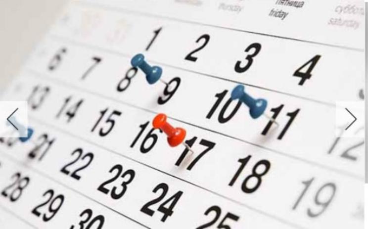 Rossi Sul Calendario.Il 2 Novembre E Festivo O Feriale Urbanpost