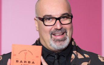 """Giovanni Ciacci """"Barba e baffi"""": esce oggi il nuovo libro dell'esperto di look di """"Detto fatto"""""""