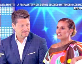 Annalisa Minetti incinta: la cantante aspetta una bambina