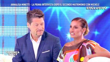 Annalisa Minetti Tale e Quale Show