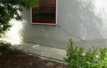 Crepe nel muro, quali cause? Le soluzioni per risolvere il problema