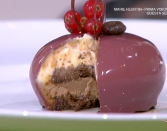 Detto Fatto ricette dolci, 6 ottobre 2017: Davide Comaschi e il tiramisù al cioccolato