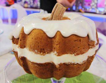 Detto Fatto ricette dolci 31 ottobre 2017: Francesco Saccomandi e la torta di Halloween