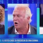 Marco Predolin a Domenica Live