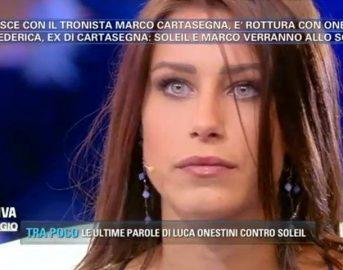"Federica Benincà a Pomeriggio 5: ""Quella è casa di Marco in Piemonte …"" (VIDEO)"