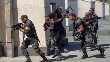 I Marcenari - The Expendables fb