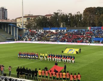 Italia – Marocco Under 21 4 – 0 video gol, sintesi e highlights amichevole 10 ottobre
