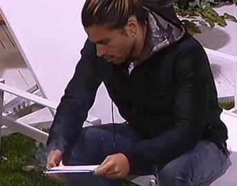 GF Vip 2 Luca Onestini a rischio squalifica: ha bestemmiato anche lui? (VIDEO)