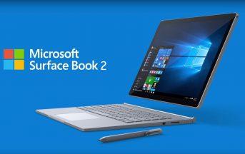 Surface Book 2 release date, caratteristiche, prezzo: Microsoft lancia la sfida ad Apple (FOTO)