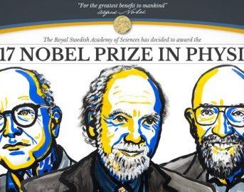 Nobel per la Fisica 2017: il premio a Rainer Weiss, Barry C. Barish e Kip S. Thorne per aver scoperto le onde gravitazionali