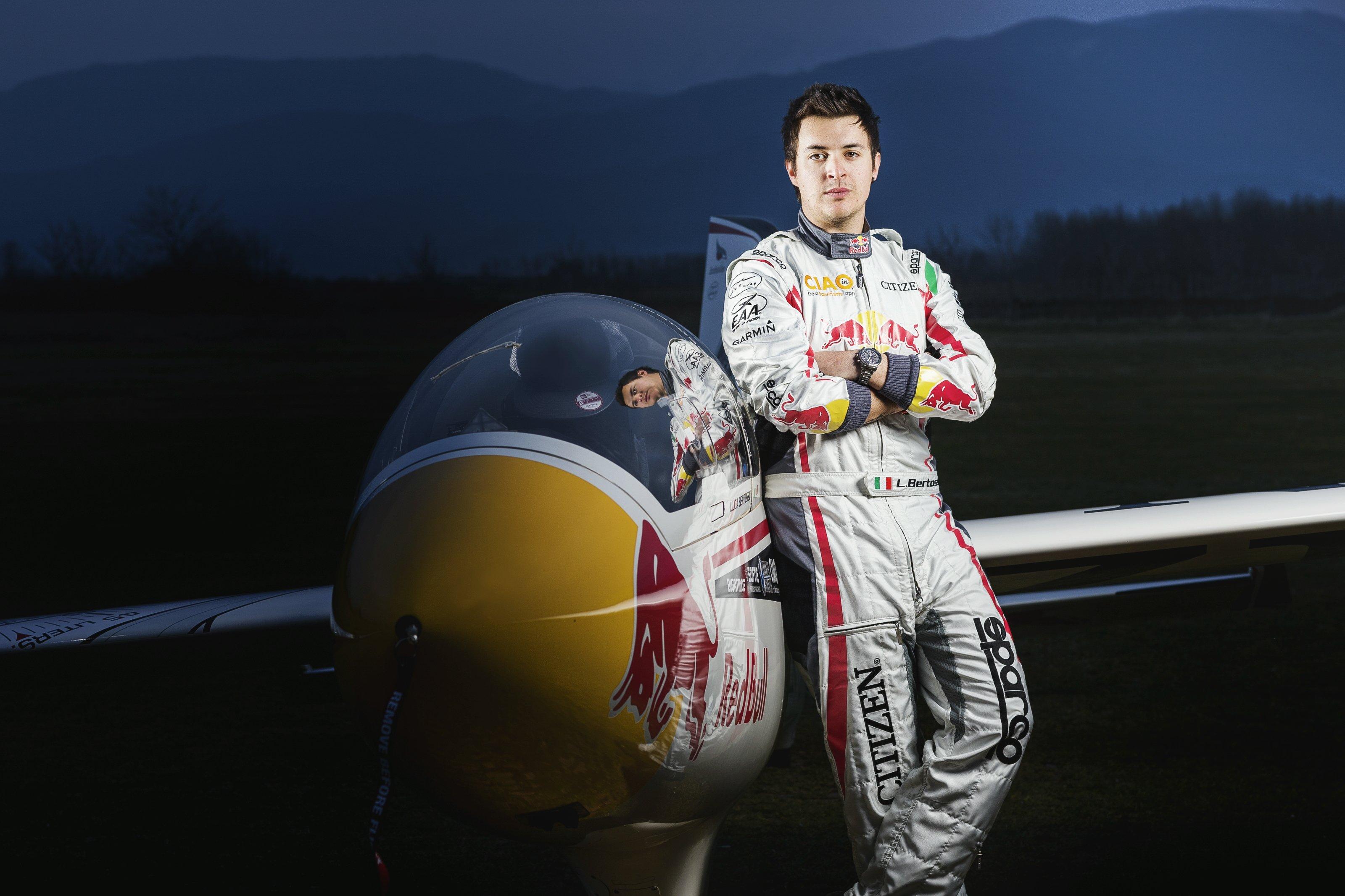Luca Bertossio Aliante acrobatico intervista