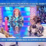 Paolo Brosio a Domenica Live