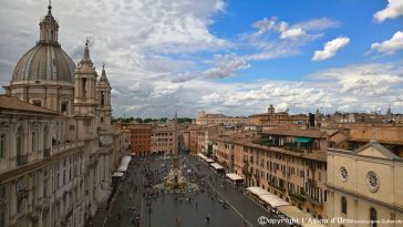 L'asino d'oro viaggiare a Roma