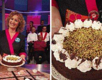 La prova del cuoco ricette dolci Anna Cattelani e la torta fantastica al cacao