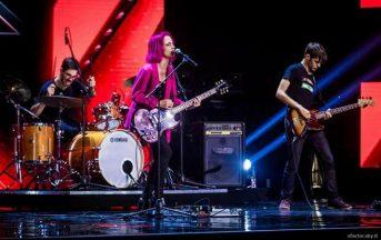 Ros X Factor 2017: la band di Manuel Agnelli protagonista ai Live Show (FOTO)