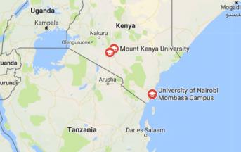 Kenya spari all'università: almeno due morti al campus di Mombasa