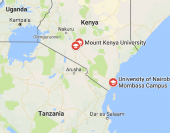 Kenya spari all'università: almeno due morti al campus di Mombasa